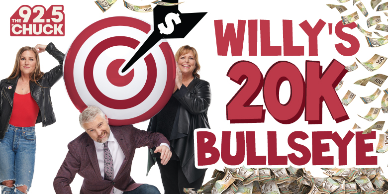 Willy's $20K Bullseye