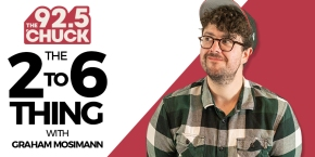 The 2 To 6 Thing w/ Graham Mosimann