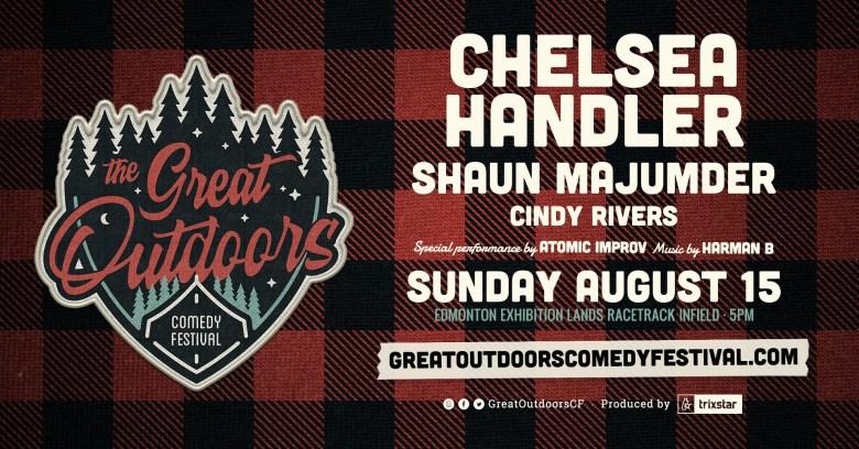 Great Outdoor Comedy Festival – Chelsea Handler